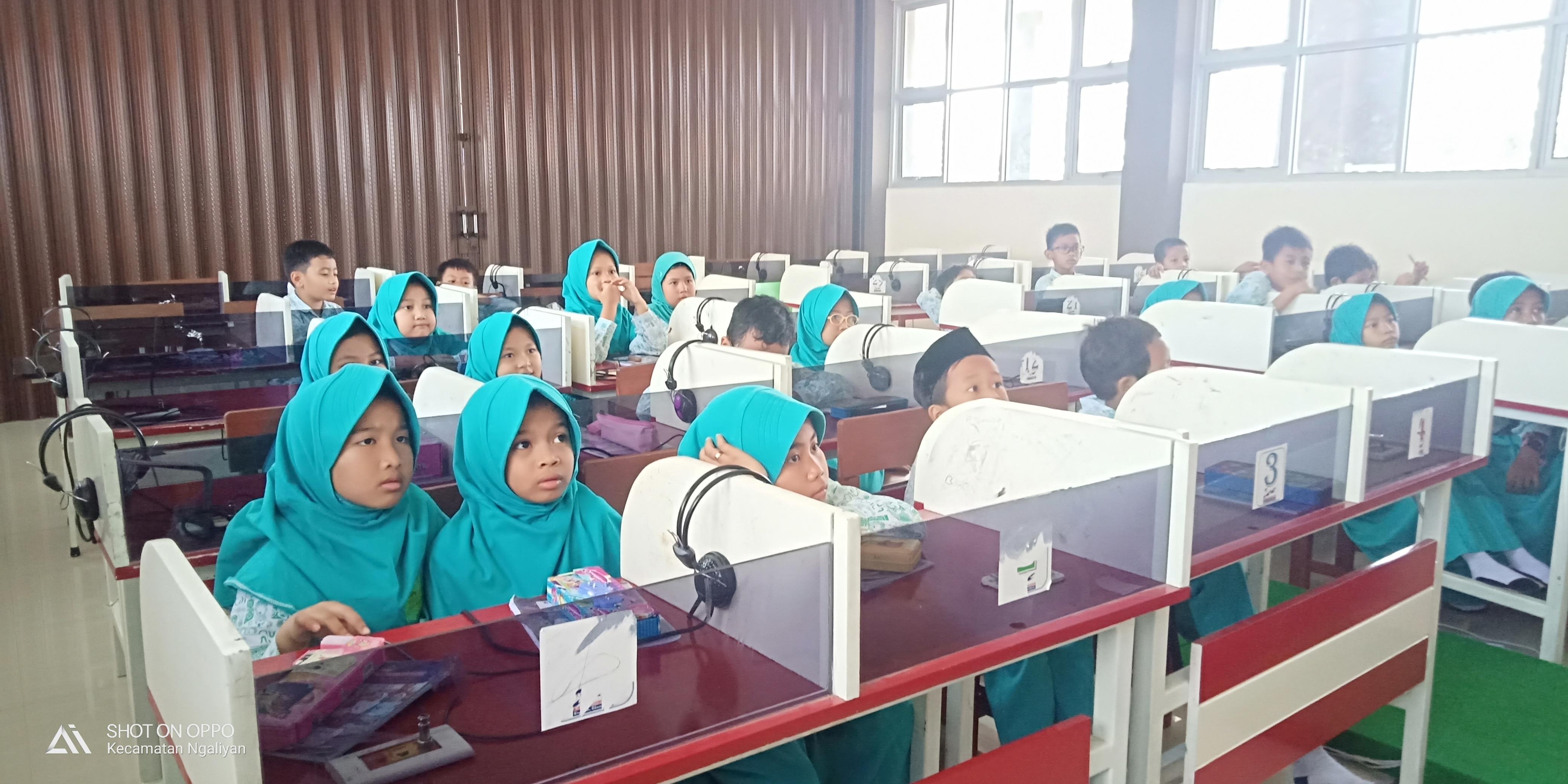 Lab Bahasa Inggris