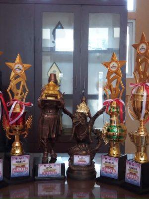 Juara 1 Parade HB Cup 2018