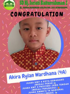 Juara 2 KMT'4 Kota Semarang