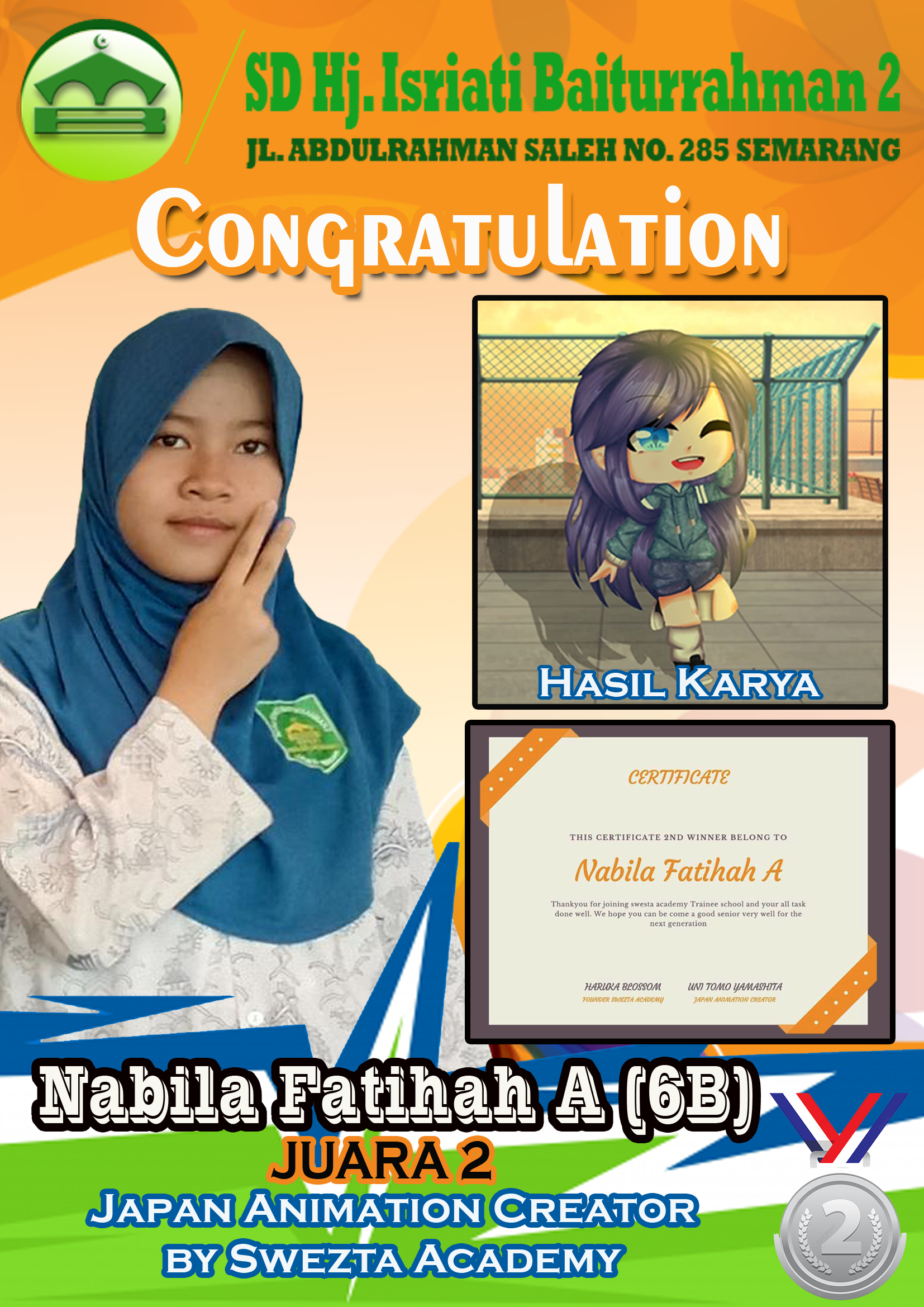 Juara 2 Japan Animation Creator