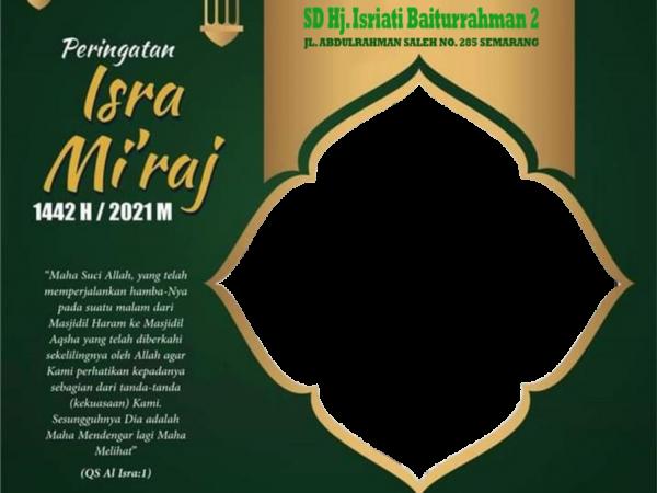 Isriati Memperingati Isra' Mi'raj