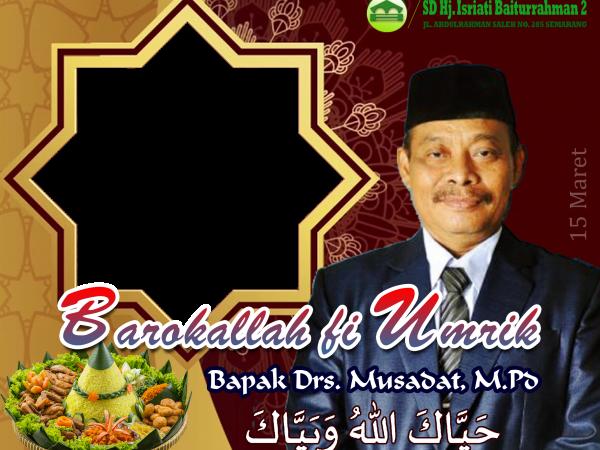 Selamat Ultah Pak Sadat