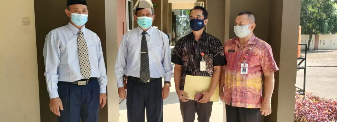 Kunjungan Pengawas PTM